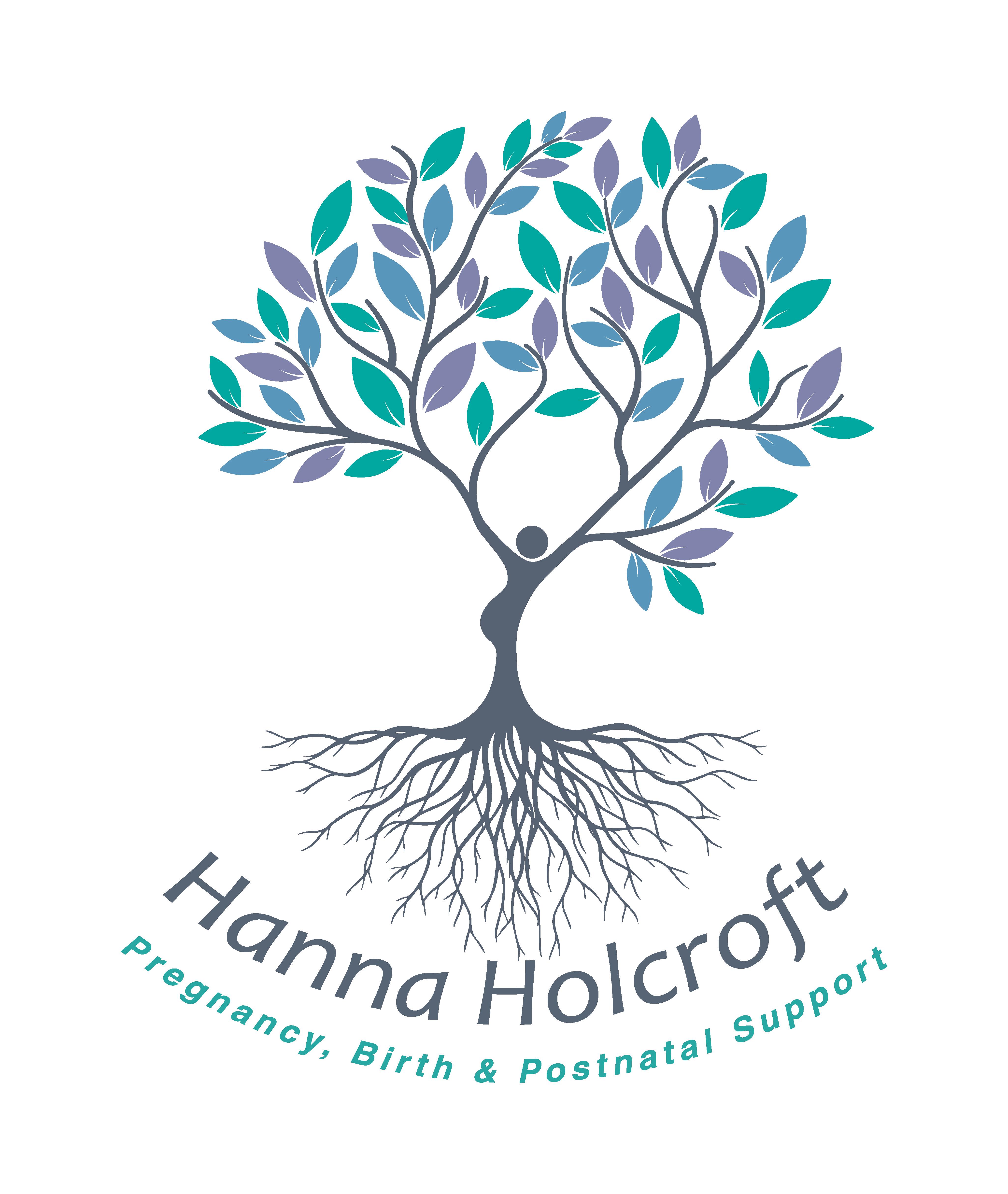 Hanna Holcroft – Doula, Hypnobirth & Trauma Recovery Logo